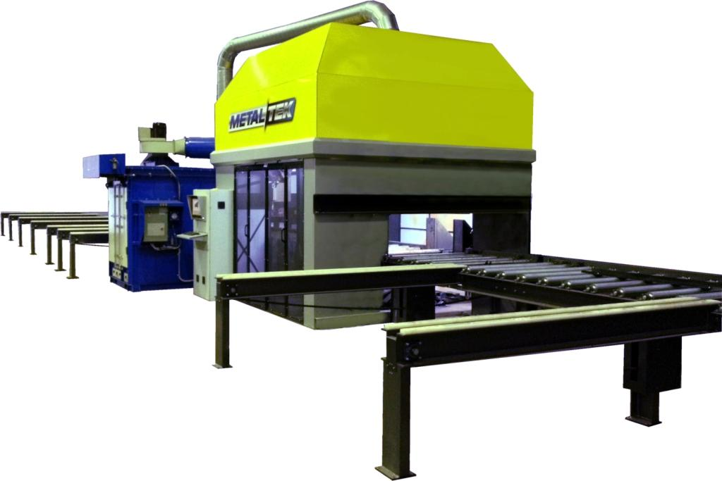 Automating structural steel fabrication