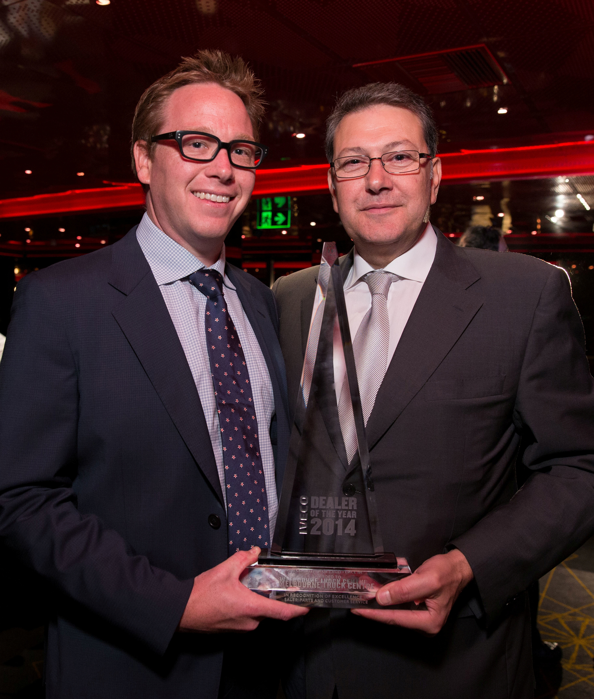 IVECO Dealer of the Year – 2014