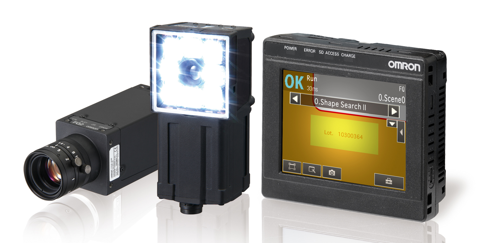 Omron vision sensors set new benchmark in product inspections