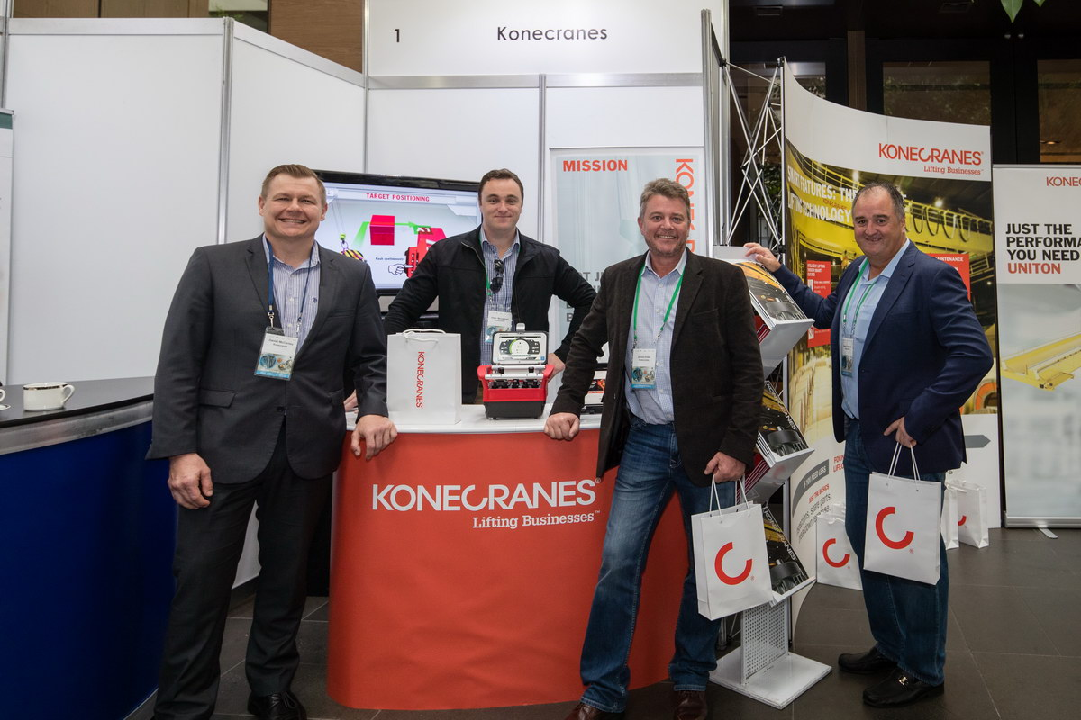 Konecranes extends steel industry and advanced technology leadership