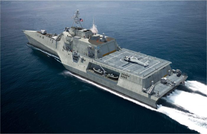 Austal continues its success selling ships to the US Navy